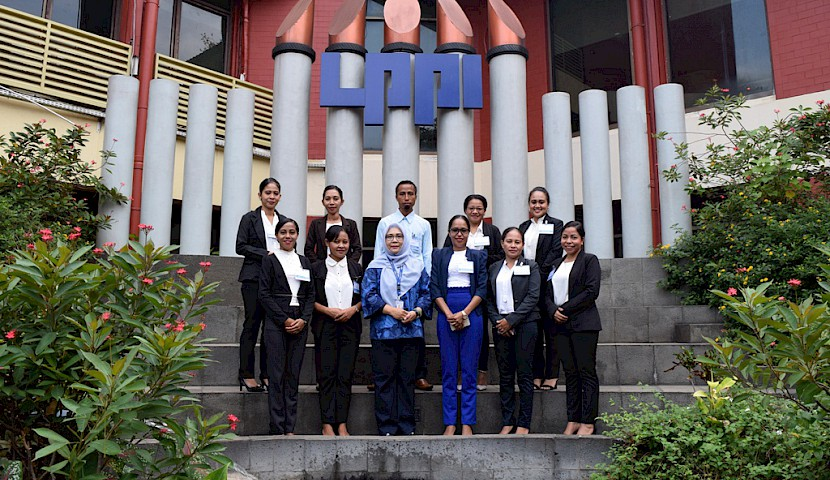 Service Excellence Training Program Batch 2 - Banco Nacional de Comércio de Timor-Leste